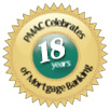 PMAC Celebrates 18 years of Mortgage Banking